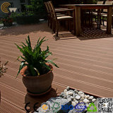 Placa ao ar livre do revestimento composto do Decking de WPC