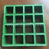 Отлитая в форму стеклотканью решетка пластмассы