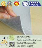 Membranes de PVC desserrées par ouatine