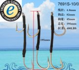 Crochet bâtissant 7691s d'aide de crochet d'acier inoxydable