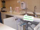 Alkalisches Wasser Ionizer (Japan-Technologie, China-Hersteller) mit eingebautem uF-Filter und External-Filter (Q9A)
