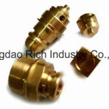 Heet Deel /CNC dat van het Smeedstuk Deel /Aluminum machinaal bewerkt dat /Brass/Deel van Deel van het Smeedstuk van het Messing van de Machine van het Lassen/Smeedstuk/Deel machinaal bewerken smeedt die smeden