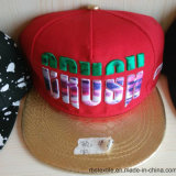 Form-Polyesterhiphop-Schutzkappe mit Emnroidery