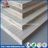 madera contrachapada comercial del eucalipto de 18m m con alta calidad