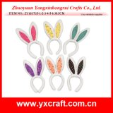 イースターDecoration (Hat HeadbandのZY14C873-1-2) Spring Party Bunny Ear