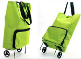 Dobrável Dobrável Shopping Trolley Bag Cart Rolling Wheel Tote de compras Tote