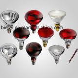 Lámparas marinas 100W125W 150W175W225W250W275W375W del rayo infrarrojo
