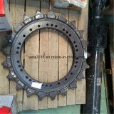 Eje original A820403000736 del rodillo impulsor del excavador de Sany para Sy235c