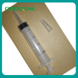 Injecteur de saveur de viande, injecteur d'essence avec le gicleur 30/60ml 1/2oz