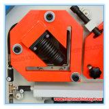 Cisaillements hydrauliques combinés d'acier de profil (serrurier Q35Y-20)