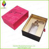 Contenitore di regalo cosmetico di carta impaccante su ordinazione di memoria
