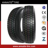 Neumático radial del carro de Annaite, neumático del mecanismo impulsor (11R22.5)