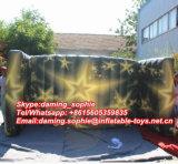 Quadro de avisos novo inflável do projeto para anunciar