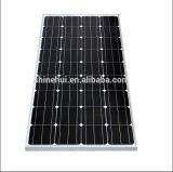 Panneau solaire monocristallin de 150W picovolte Mudule avec du ce de TUV