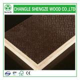 Negro de WBP/madera contrachapada antirresbaladiza del encofrado de Brown