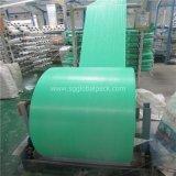 Ткань цвета оптовой индустрии Китая голубая сплетенная PP в крене