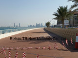 PromenadeWPC Decking Zubehör-Dubai-Plam Jumeirah