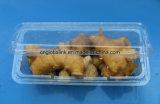 Il contenitore impaccante di plastica della frutta e della verdura dell'animale domestico 750 grammi di OEM accetta