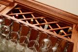 Шкаф вина 2015 классик деревянный мы красный дуб
