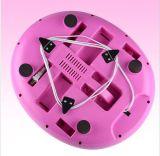 Massager elétrico do pé de Multifuction do aquecimento da pressão de ar do rolo com adaptador