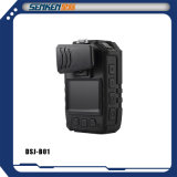 Видеокамера наблюдения полиций размера супер HD Senken миниым несенная телом с Строить-в GPS