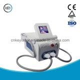 Systems-Maschine (IPL+RF) E-Licht Maschine des Laser-Haar-Abbau-IPL Elight