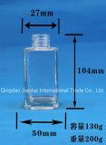 Botella de cristal para la miel y el almacenaje de vehículos tradicional de las salmueras