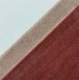 ткань 0561 джинсыов джинсовой ткани Selvedge Twill красного хлопка 12.85oz Mercizing
