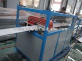 Machine à haute production d'extrusion de panneau de guichet de PVC