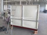 El tanque de almacenaje portable del agua potable de Assambled GRP/FRP/Fiberglass