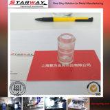 CNC da precisão da fábrica de Shanghai que faz à máquina as peças plásticas (SW-PL02)