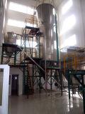Linha de produção do leite do pó