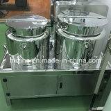 Tanque do revestimento do equipamento de Cosmatics com agitador de mistura