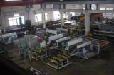 Linhas dobro de vidro automáticas cheias da máquina da afiação do controle do PLC do Ce