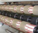 Rtgl-1300 máquina que raja del eje del rebobinado de la cinta cuatro del embalaje BOPP