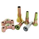 Flange hidráulica da tubulação do cotovelo e do fabricante experiente reto (87311 87341)