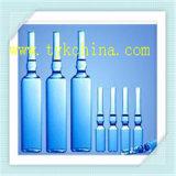 Ampoule en verre pharmaceutique neutre par le tube de verre neutre