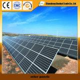 el panel de energía solar 160W con eficacia alta