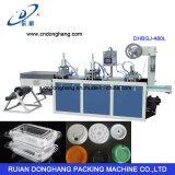 Machine remplaçable de Thermoforming de couvercle et de plateau