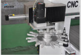Машина 1530 маршрутизатора 3D CNC Atc мотора японии Yaskawa Servo деревянная работая
