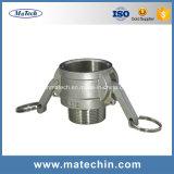 Moulage de précision très demandé adapté aux besoins du client par fonderie d'acier inoxydable