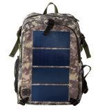 kampierender Solarbeutel des Rucksack-4W mit Solaraufladenpanel