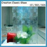 l'acido modellato tinto 4-12mm ha inciso il vetro con lo SGS del Ce