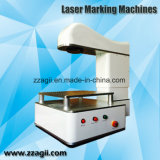 Cortador de gravador de laser de CO2 de alta eficiência para borracha de tecido de couro em plástico de madeira
