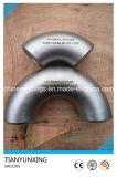 Coude sans joint soudé bout à bout acier inoxydable duplex/