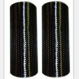 paño de la fibra del carbón de la tela cruzada 3k