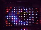 실내 쇼를 위한 LED RGB 무대 효과 빛 비전 커튼