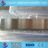 Hl/No. 4 tubo de acero inoxidable/tubo superficiales para las barandillas de la escalera