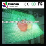 P37 transparenter flexibler LED Streifen-Videodarstellung