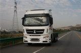 Usar precio del carro del alimentador de Beiben 6X4 de la tecnología del Benz de Mercedes